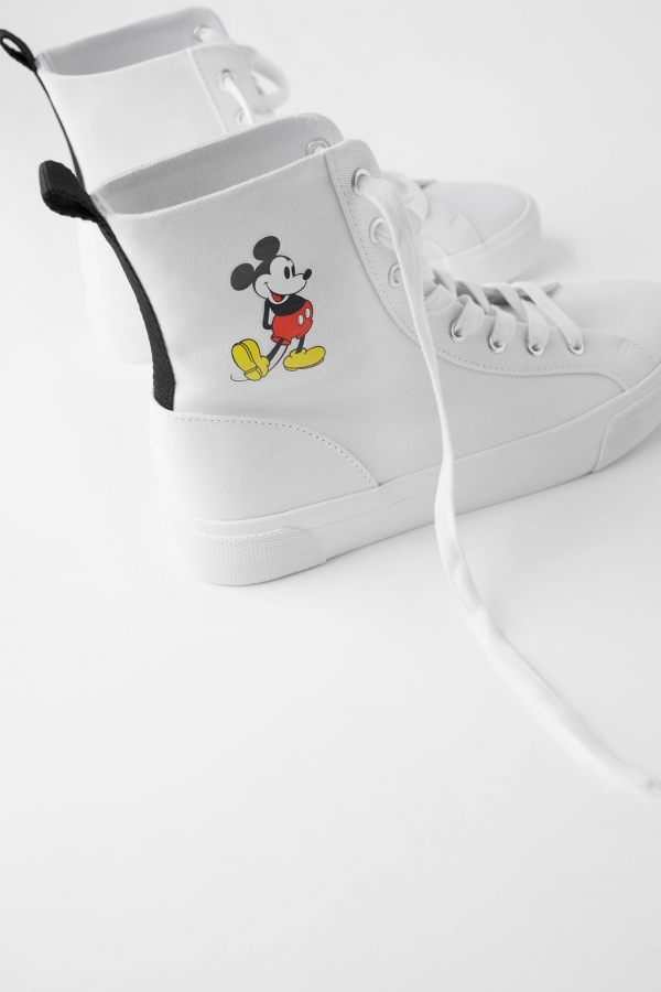 MICKEY MOUSE © DISNEY HIGH TOPS